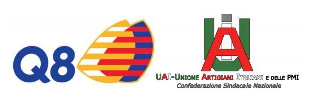 Carte carburanti: siglata una convenzione tra la UAI e la Q8