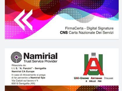 La tua firma digitale con la UAI