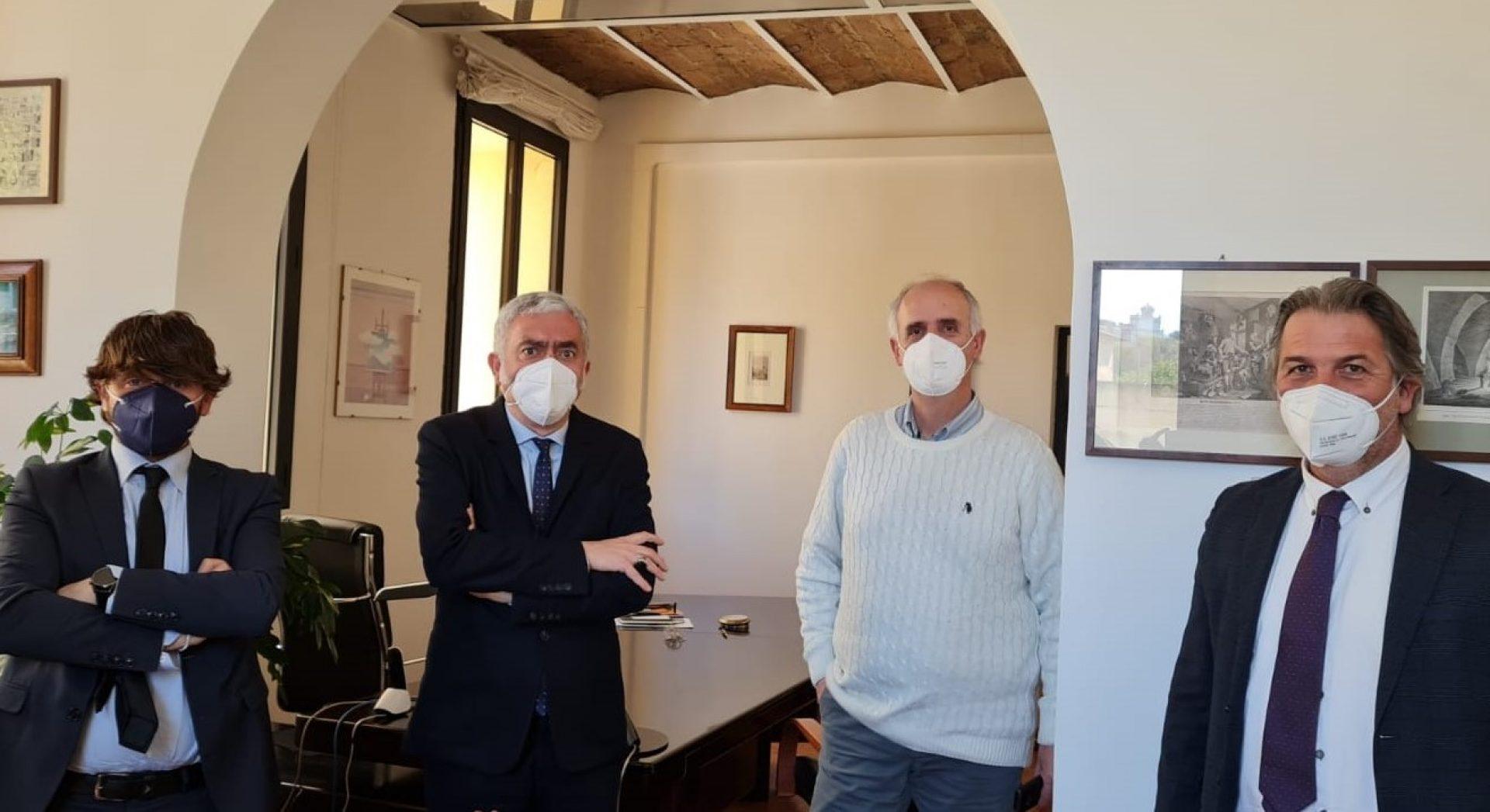 Ance, Coldiretti, Unione Artigiani: la sfida di lavorare dalle prigioni